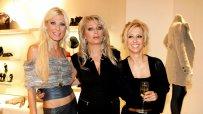 """Елена Ангелова и Валя Веселинова откриха бутика си на италианската марка """"Patrizia Pepe"""""""