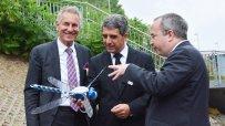 """Президентът Плевнелиев: """"Двустранната търговия между България и Германия бележи устойчив ръст"""""""