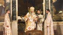 Патриарх Неофит отслужи празнична Света литургия за Цветница