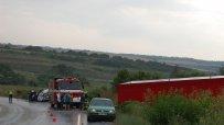 Двама загинаха при тежка катастрофа на пътя Харманли - Симеоновград