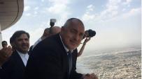 """Борисов посети телевизионната кула """"Милад"""" в Иран"""