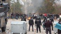 Бежанците в Харманли се вдигнаха на бунт