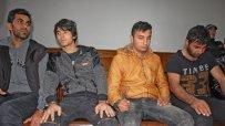 Съдът в Харманли гледа мерки за неотклонение на 18 афганистанци