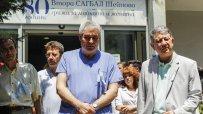 Медици в цялата страна излязоха на пореден протест срещу насилието