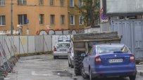 Полиция отцепи жилищна кооперация в центъра на София