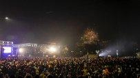 """Хиляди посрещнаха новата 2018 година на """"Батенберг"""""""