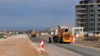 Обещават ремонтът на пътя Бургас - Слънчев бряг да приключи до лятото