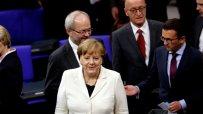 Ангела Меркел положи клетва за четвърти мандат като канцлер