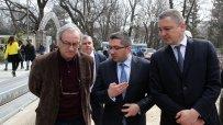 Министър Нанков направи инспекция на обекти във Варна