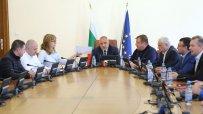 Бойко Борисов свика спешно заседание заради удара в Сирия