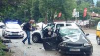 Тежък пътен инцидент с пострадали в София