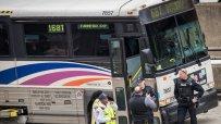 32 души са ранени при удар на два автобуса в тунел в Ню Йорк