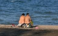 Нудисти превзеха северния плаж в Бургас (18+)
