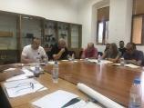 Румен Порожанов участва в оперативно заседание в Шабла за ограничаване на риска от африканска чума