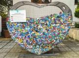 Ахтопол предаде 120 кг пластмасови капачки за кампания на УМБАЛ – Бургас