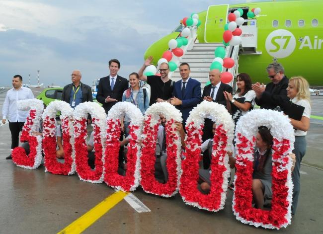 Летище Бургас посрещна 3-милионния си пътник