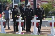 Стотици почетоха паметта на 58-те жертви на стрелбата в Лас Вегас преди година