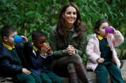 Приключи отпускът по майчинство на Кейт Мидълтън