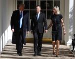 Тръмп посрещна пастор Брънсън в Белия дом