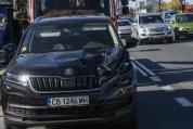 """Тежък инцидент на бул. """"Цариградско шосе"""": Кола помете и уби мъж"""