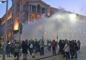 Два протеста се събраха пред Министерски съвет