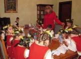 Вицепрезидентът бе домакин на тържество ''Деца подаряват усмивки на деца''