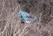 Кола с 2-годишно детепропадна в 10-метров скат в Русе