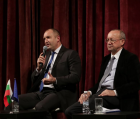Радев в Хасково: Само с радикална смяна на политическата среда и стила на управление ще се постигне по-висок стандарт на живот