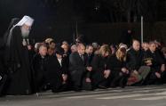 Почетохме Апостола пред паметника му в столицата