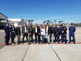 Младен Маринов посети най-големия граничен пункт между САЩ и Мексико