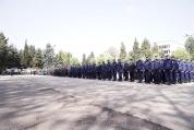 174 полицаи положиха клетва за спазване на Етичния кодекс на МВР