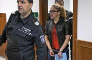 Десислава Иванчева се яви като свидетел по дело за автомобилна катастрофа