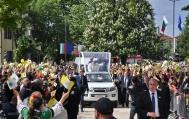 Папа Франциск посети Раковски