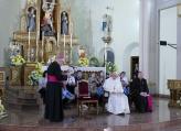 Папа Франциск се срещна с католическата общност у на