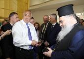 Бойко Борисов инспектира новостроящ се храм във Варна
