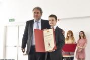 Министърът на културата връчи традиционните награди за 24 май