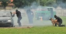 Три деца пострадаха по време на демонстрации на полицията в Силистра