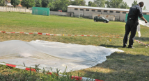 Тече оглед на местопроизшествието с пострадалите деца в Силистра