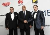 Бойко Борисов уважи петия годишен бал на КРИБ