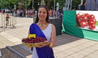 В Кюстендил се провежда Празник на черешата