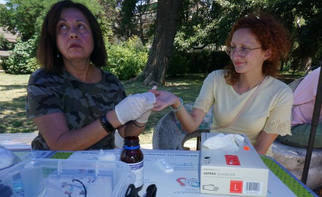 Във Варна тестват безплатно за хепатит