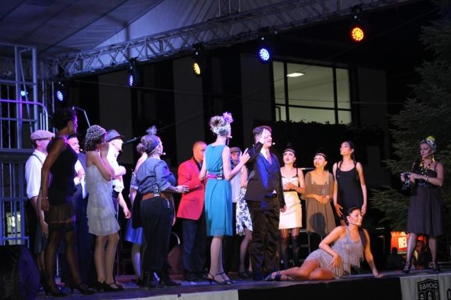С тридневен музикален празник, Банско Опера Фест отбеляза десетата си годишнина под открито небе
