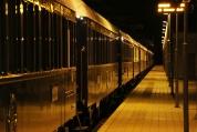 ''Ориент Експрес'' спря за 3 минути на гара Димитровград