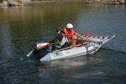 Мащабно национално учение на доброволци за реакция при наводнение