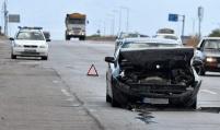 Трима са пострадали в катастрофа край София