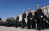 Курсанти от Военноморското училище във Варна положиха военна клетва