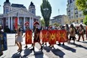 """Античен фестивал """"Сердика е моят Рим"""" стартира с дефиле от пет държави в София"""