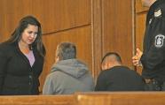"""Гледат мярка на двамата задържани за банковия обир в """"Люлин"""""""
