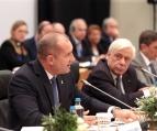 Румен Радев участва в срещата на държавните глави на парламентарните републики в ЕС