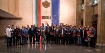 Цацаров, Гешев и вътрешният министър наградиха прокурори и полицаи за отлична работа по знакови дела